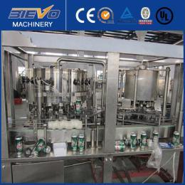 厂家热销芬达类全自动易拉罐碳酸饮料灌装生产线