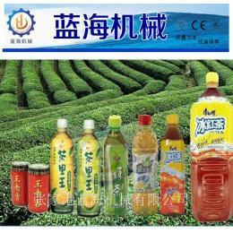 LHRCGF型柠檬茶饮料灌装设备