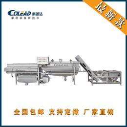 WQS-CL-6800-F-B科迈达 果蔬综合清洗一体机 蔬菜清洗设备 洗菜机