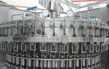 可乐灌装机厂家
