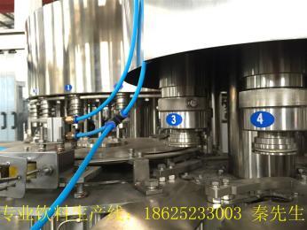 RCGF张家港小型果汁饮料灌装机