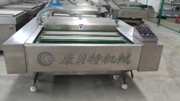 GB-1000自动定位滚动式真空包装机  进口定位器