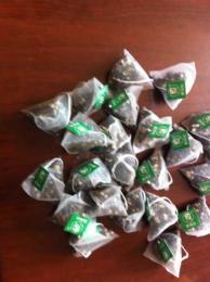 QD-20A中藥茶包袋泡茶包裝機 尼龍三角包袋泡茶自動茶葉包裝機械設備