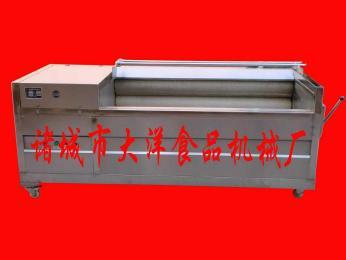 MQT-1500毛刷清洗去皮机,毛辊清洗机