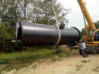 ABB變頻控制一體化預制泵站