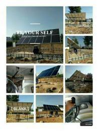 農村宜居環境太陽能微動力污水處理設備
