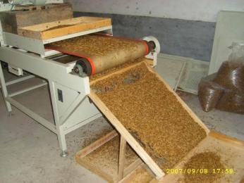 微波黃粉蟲膨化設備