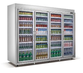 LG1200南宁飞尼特厂家批发便利店超市饮料柜展示柜冷藏保鲜柜分体机送货上门