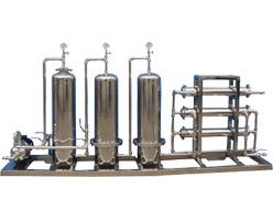 水處理無菌水設備
