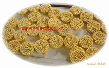 圆饼形米麦通全自动成型机