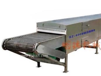 隧道式自動蒸煮機
