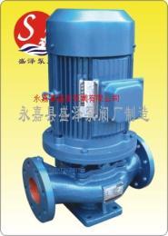ISG型立式管道泵