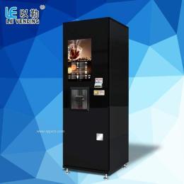 智能支付型现磨咖啡机