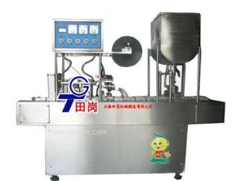 自動灌裝封口機/內酯豆腐包裝機