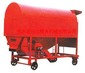 1500型移动式圆筒清粮机