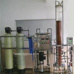 化工行业的超纯水制取设备