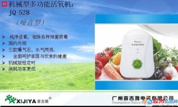家用型活氧機/臭氧機/消毒機-廣告促銷首選產品!