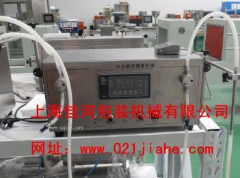 SF-1-1半自动液体灌装机(大泵)
