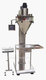 JH-LB2粉剂螺杆式计量包装机 触摸屏