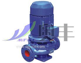 上海奧豐-ISGD、IRGD低轉速立式管道泵