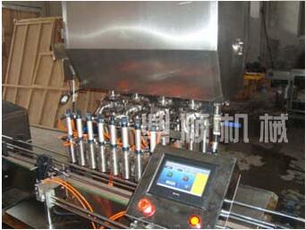 DS-FQJ 番茄酱灌装机 产品图片
