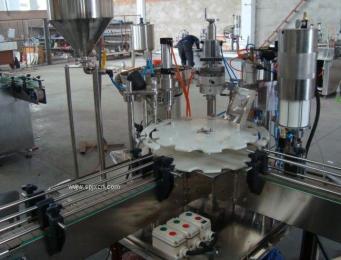 气雾剂灌装机 产品图片