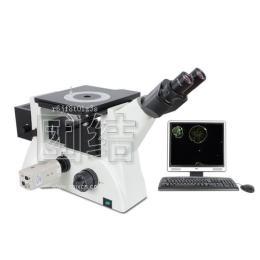 无限远明暗视场倒置金相显微镜