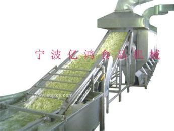 供應脫水蔬菜生產線