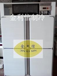 金利信四门水饺急速速冻冷冻柜