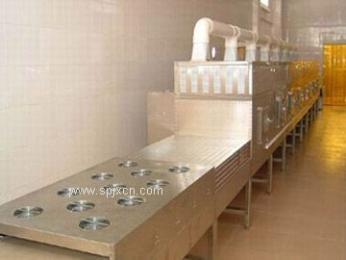 微波雞精雞粉干燥殺菌設備