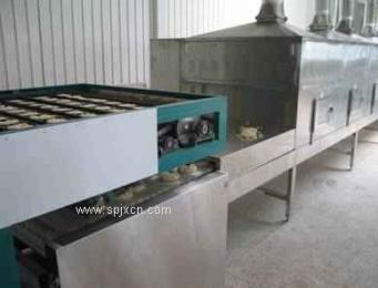 微波方便面干燥膨化设备,微波米线面条烘干机