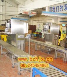 保定輸送線 滾筒類輸送線 載箱體輸送線 輸送線生產廠家