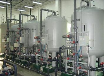 多介质过滤器的原理 活性炭过滤器