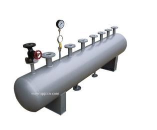 地暖热分集水器