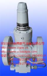 深圳市贝斯特燃气设备有限公司美国FISHER费希尔HSR燃气调压阀/减压阀