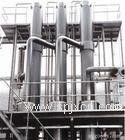双效2.4吨浓缩蒸发器设备