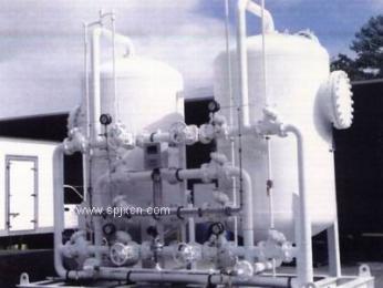 海南東方地下井水過濾處理設備