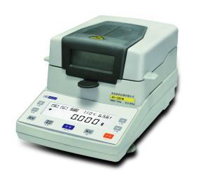 供應鹵素水份測定儀,化工粉末水分儀,食品調料水分計,食品原料測濕儀XY105W