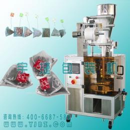杜鹃红茶三角包茶叶包装机
