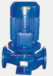 上海ISG型管道離心泵