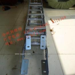 专业厂家供应TL95钢铝拖链/TL95钢制拖链-电缆拖链