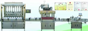 液体食品灌装线 产品图片