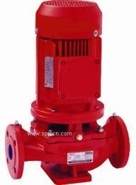 青島立式單級單吸消防泵