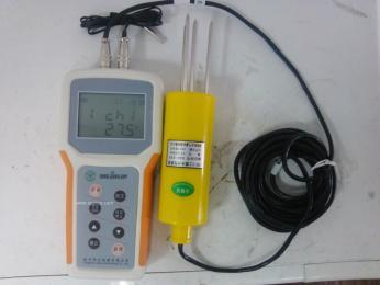 手持土壤水分溫度記錄儀