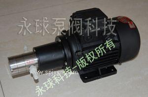 CQCB不锈钢磁力齿轮泵 齿轮泵