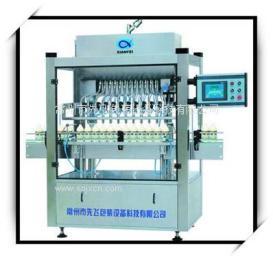 ZCG-12LA型 直列式全自动液体灌装机