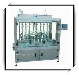 GNC-8LA型 全自動壓力式粘稠液體灌裝機