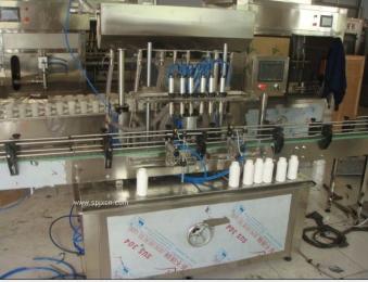 黏稠液体灌装机 洗发水灌装机
