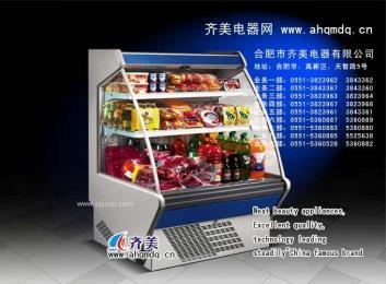 冷柜 厨房冰箱 四六门不锈钢冰箱