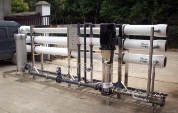 供应天津  500L/H纯净水机组 生产厂家